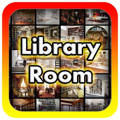 Library room design ideas app app for Room builder app