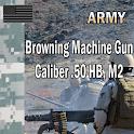 Browning Machine Gun .50 HB M2