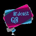 Brdcast Q8 icon