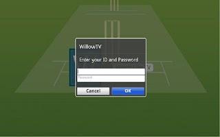 Screenshot of Willow TV