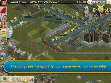 Transport Tycoon Screenshot 6
