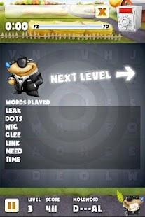 Mole Word- screenshot thumbnail