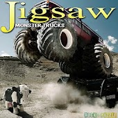 Jigsaw Monster Trucks 1