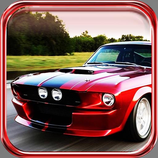 American Retro Cars LWP LOGO-APP點子