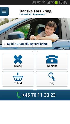 Danske Forsikring A S