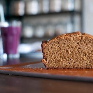 Whole Wheat Cinnamon Snacking Cake.