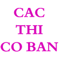 hoc tieng anh co ban cac thi icon