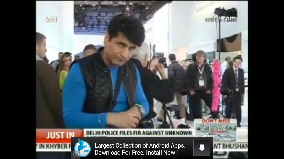 India TV Live HD - screenshot