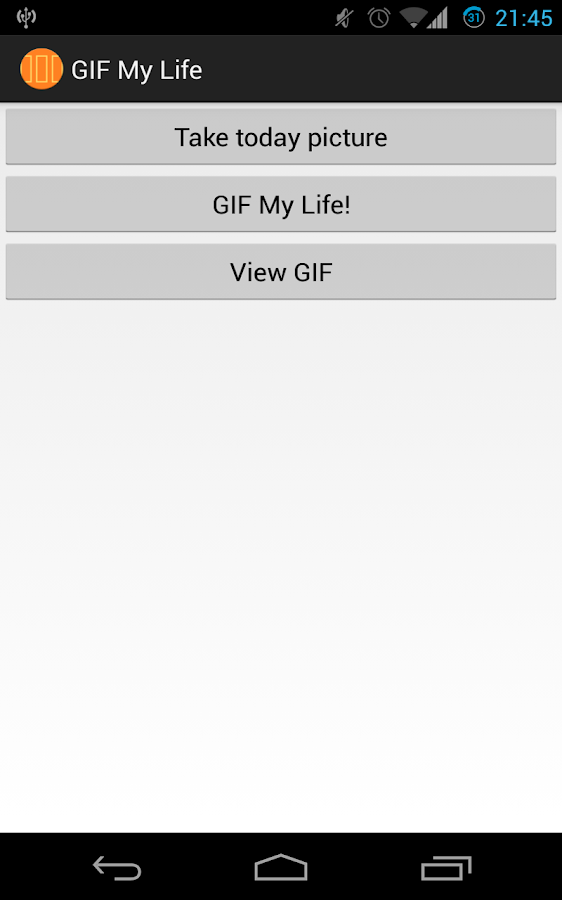 GIF My Life - screenshot
