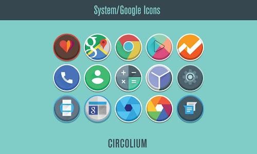 Circolium Icon Pack v1.0.0