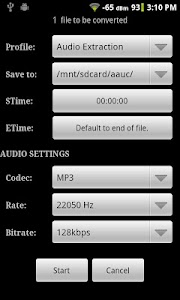 Audio Editor for Android screenshot 5