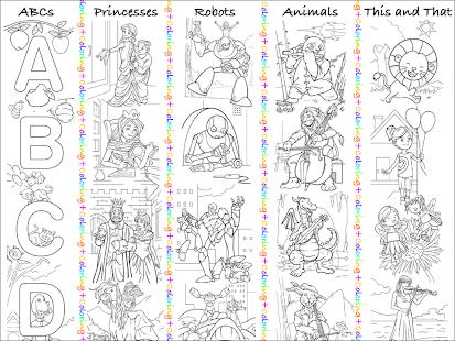 Coloring Kids Book Screenshot Thumbnail