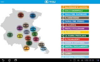 Screenshot of Voli