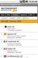 Screenshot of Motorsport-Magazin.com