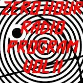 Zero Hour Vol.2 Rod Serling