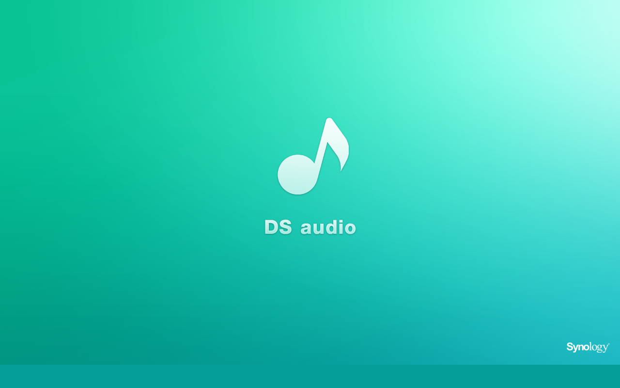 DS audio- screenshot