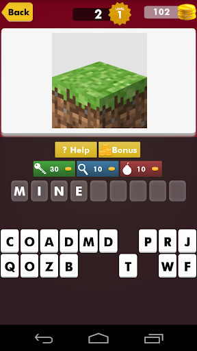 Guess Game Quiz