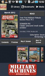 Military Machines Intl - screenshot thumbnail