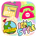 IconStyle kawaii icon themes