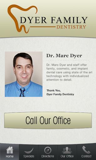 myDentist - Dr. Marc Dyer