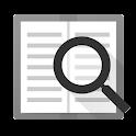 monodict - PDIC dictionary icon