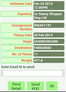 SPOTON Pickup Track -Logistics- screenshot thumbnail