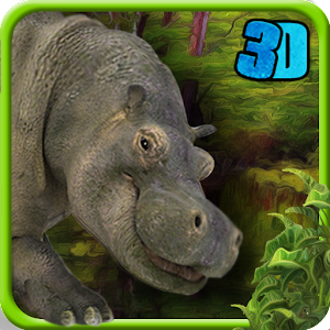 Wild Hippo Attack 3D Simulator for PC and MAC