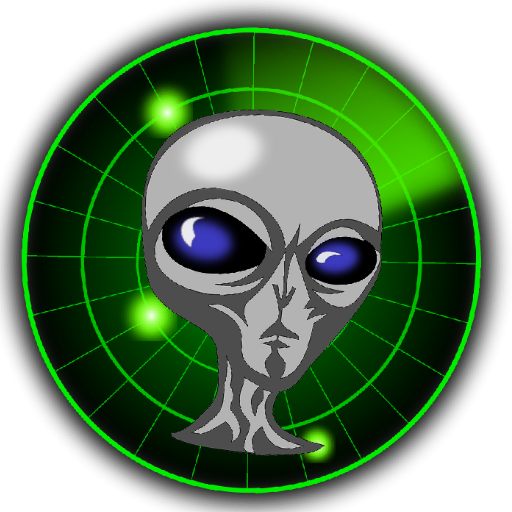 Busca extraterrestres broma