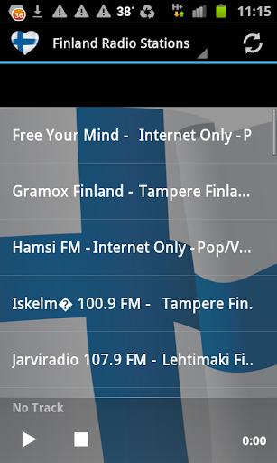 Finland Radio Music News