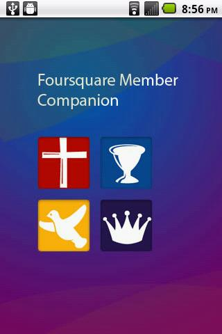 Foursquare Church - screenshot