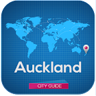 Auckland Guide, Hotels & Map icon