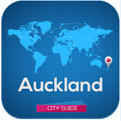 Auckland Guide, Hotels & Map