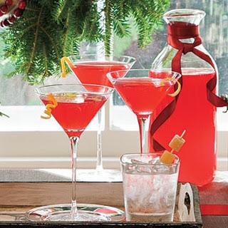 Cranberry-Moonshine Cocktail Recipe