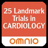 25 Landmark Trials Cardiology