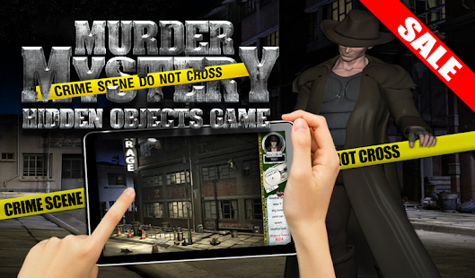 Murder Mystery Hidden Objects- screenshot thumbnail