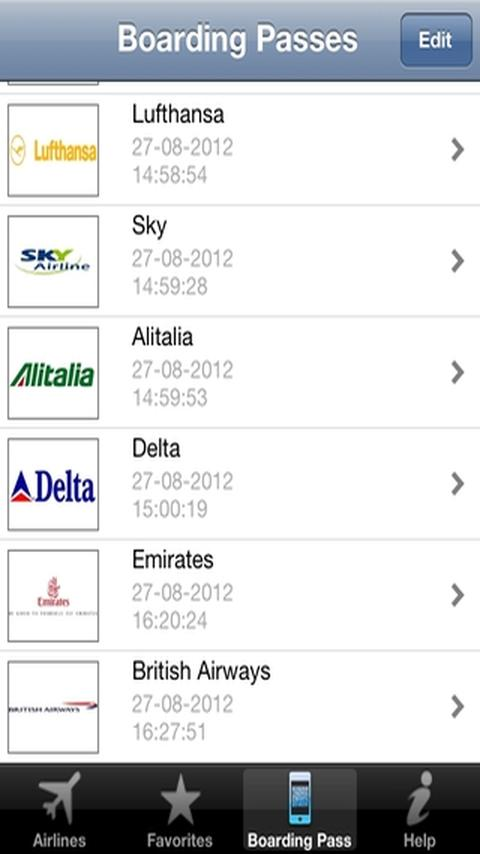 Airline Flight Check-In World: screenshot