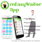 mEasy Waiter App Mobile/Tablet