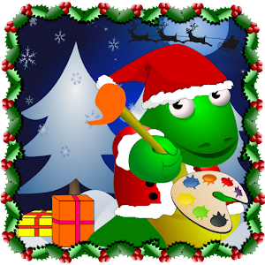 Christmas Coloring Book for PC and MAC