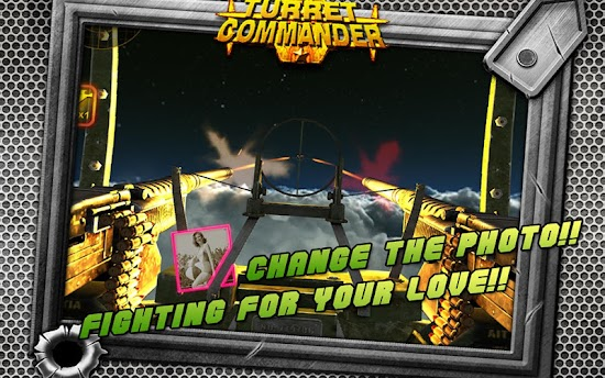 Turret Commander Aerial FPS