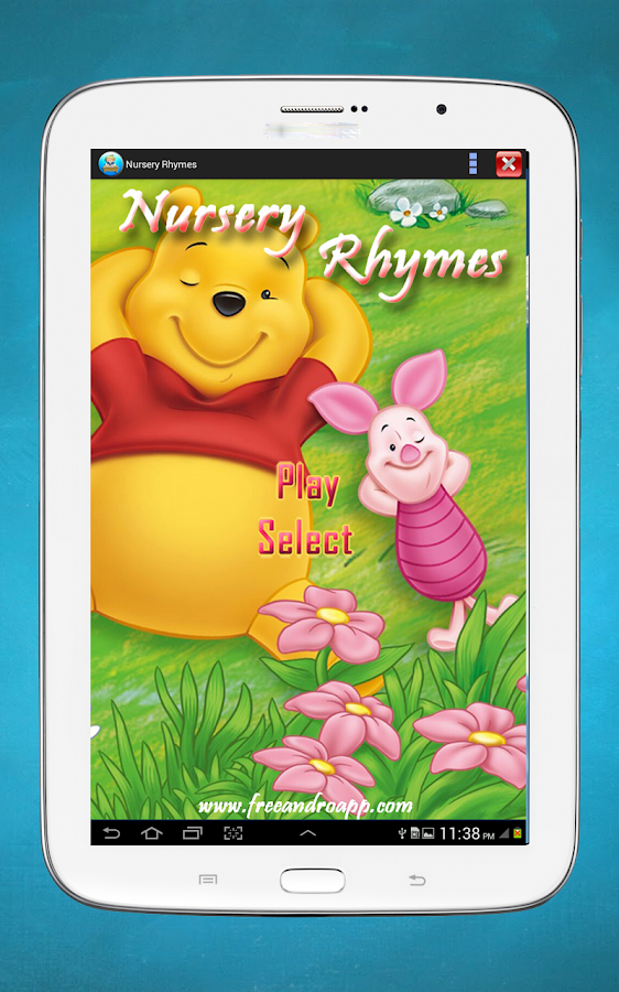 Nursery Rhymes Vol 1 - screenshot