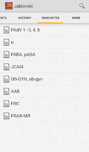 Medical Abbreviation Acronyms - screenshot thumbnail