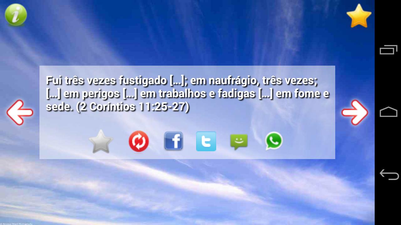 Versículos e Frases Bíblicas- screenshot