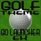 Golf Theme for GO Launcher EX