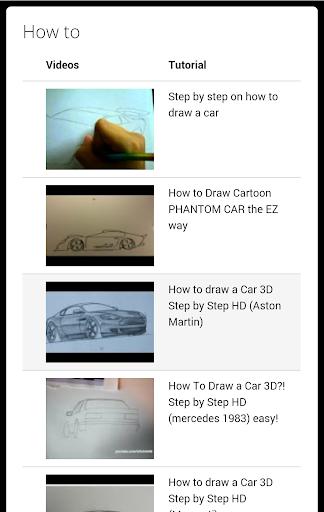 玩教育App|如何繪製汽車免費|APP試玩