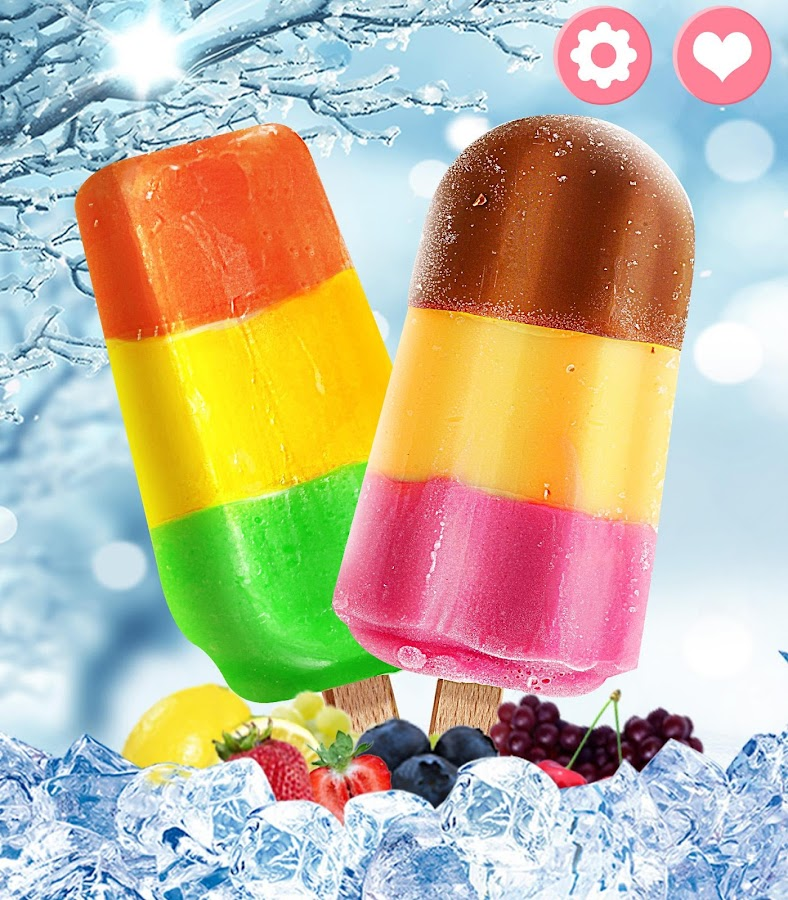 Ice Pops Maker Frozen Food Android Apps On Google Play