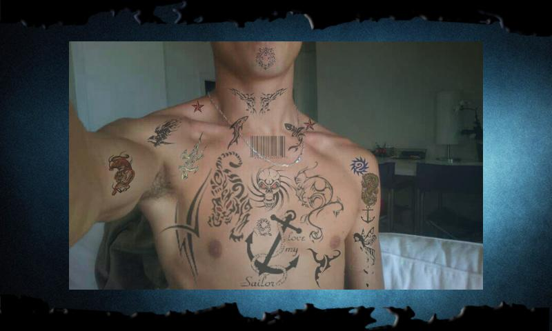 Tattoo Cam- screenshot