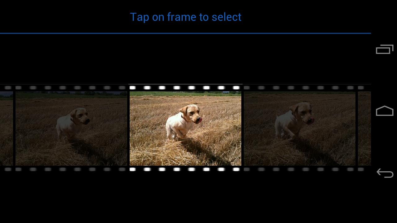 PhotoSequence Lite - screenshot