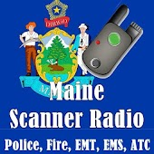 Maine Scanner Radio