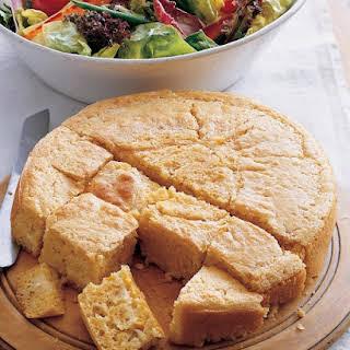 Custard-Filled Cornbread.