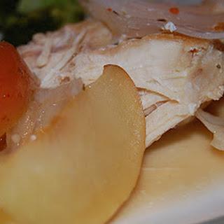 Maple Apple Chicken.